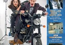 Doctor Who Magazine In the Studio