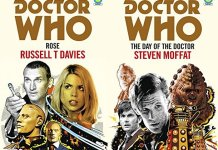 Doctor Who Target Novels - Rose and The Day of the Doctor
