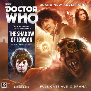 THE SHADOW OF LONDON BY JUSTIN RICHARDS
