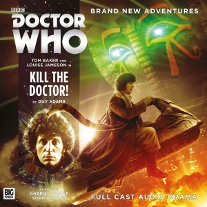 KILL THE DOCTOR BY GUY ADAMS