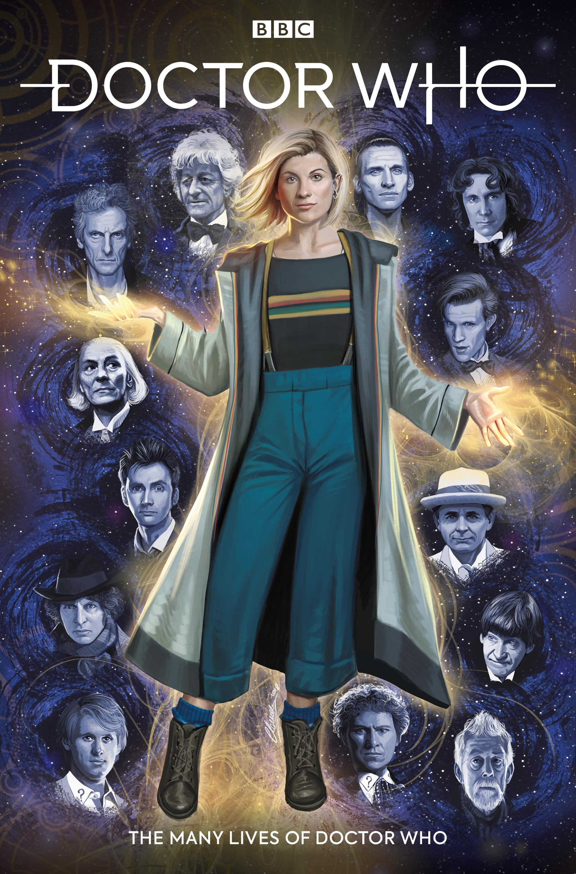 Image result for doctor who 13th doctor 0 comic