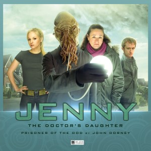 JENNY - PRISONER OF THE OOD BY JOHN DORNEY