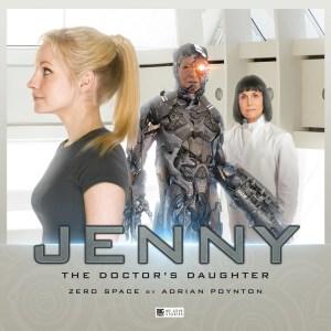 JENNY - ZERO SPACE BY ADRIAN POYNTON