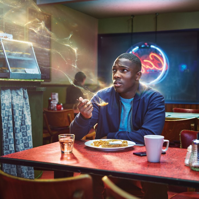 Doctor Who Series 11 - July Preview Ryan (TOSIN COLE) - (C) BBC / BBC Studios - Photographer: Henrik Knudsen