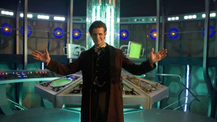Matt Smith is the Eleventh Doctor - BBC Studios