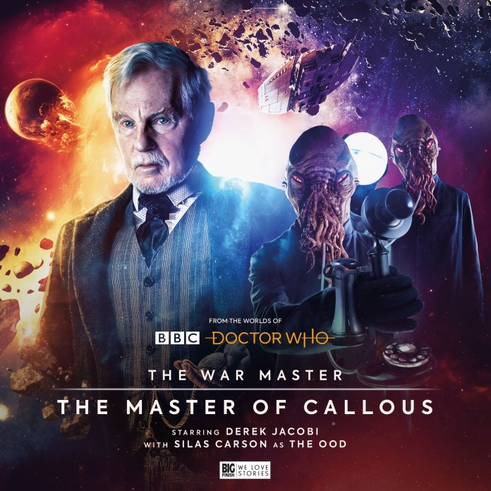 The War Master: Master of Callous Cover (c) Big Finish