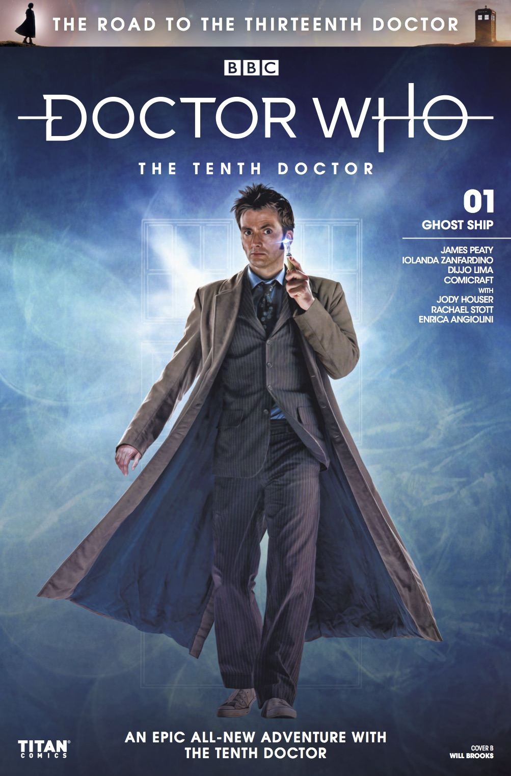 review doctor who the road to the thirteenth doctor 1 the tenth