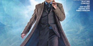 Doctor Who - The Road to The Thirteenth Doctor - Cover B - Titan Comics
