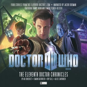 DOCTOR WHO - THE ELEVENTH DOCTOR CHRONICLES (ALT COVER)