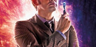 The Tenth Doctor Year Three Volume 3 Cover (c) BBC