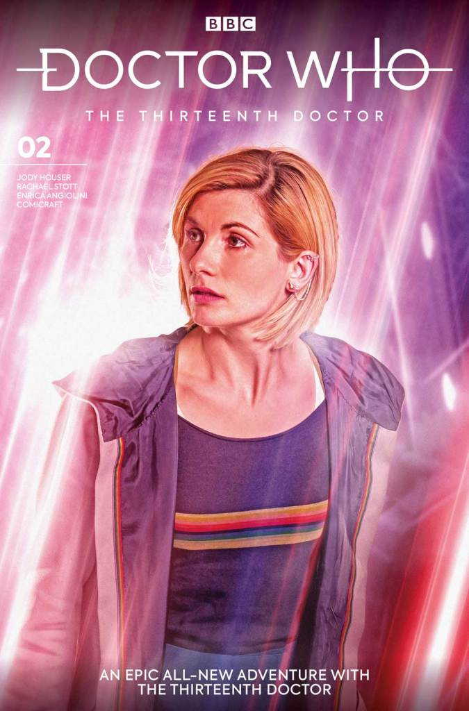 Doctor Who - Thirteenth Doctor - Issue 2 - Cover B - (c) Titan Comics