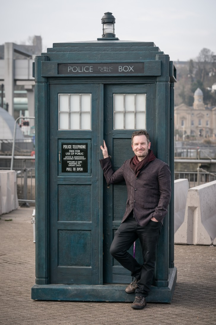 Kerblam!: Who is Doctor Who Writer Pete McTighe? - Blogtor Who