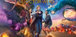 Doctor Who Series 11 - Episode 1 - Graham (BRADLEY WALSH), Yaz (MANDIP GILL), The Doctor (JODIE WHITTAKER), Ryan (TOSIN COLE) - (C) BBC / BBC Studios - Photographer: Henrik Knudsen