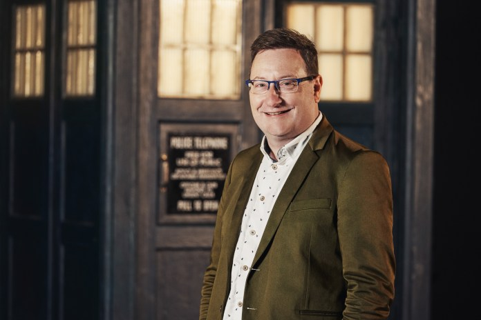 Doctor Who - Chris Chibnall - Doctor Who, Showrunner
