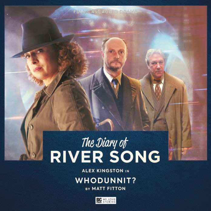 The Diary of River Song Whodunnit?
