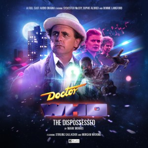 The Dispossessed from Big Finish Reverse Cover
