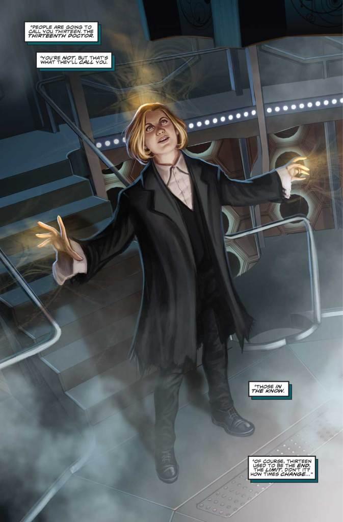 Titan Comics - Thirteen Doctor - Vol 0 - Strip 2