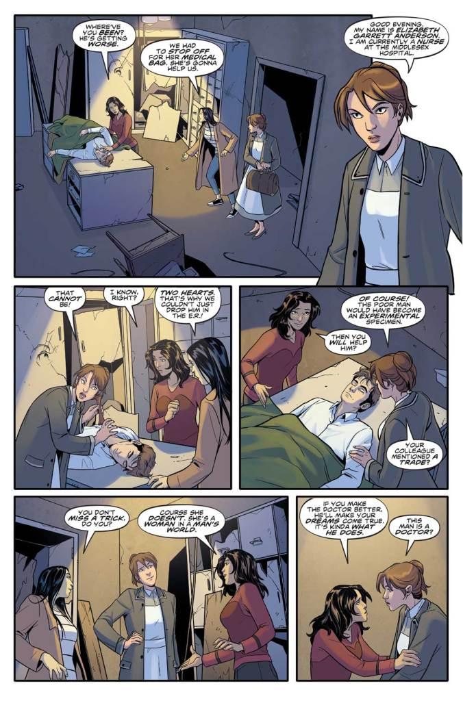 Titan Comics - Thirteen Doctor - Vol 0 - Strip 6