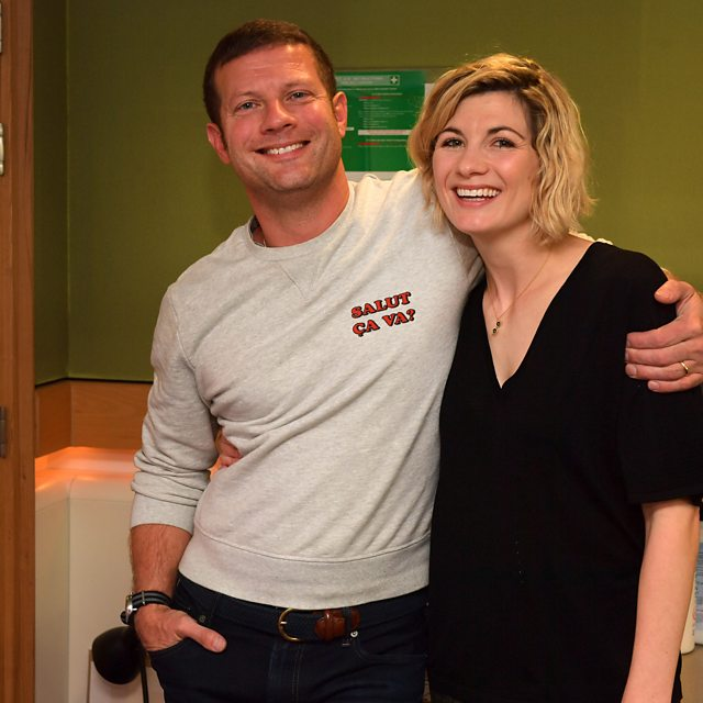 Dermot O'Leary, Jodie Whittaker - BBC Radio 2 - 29th September 2018