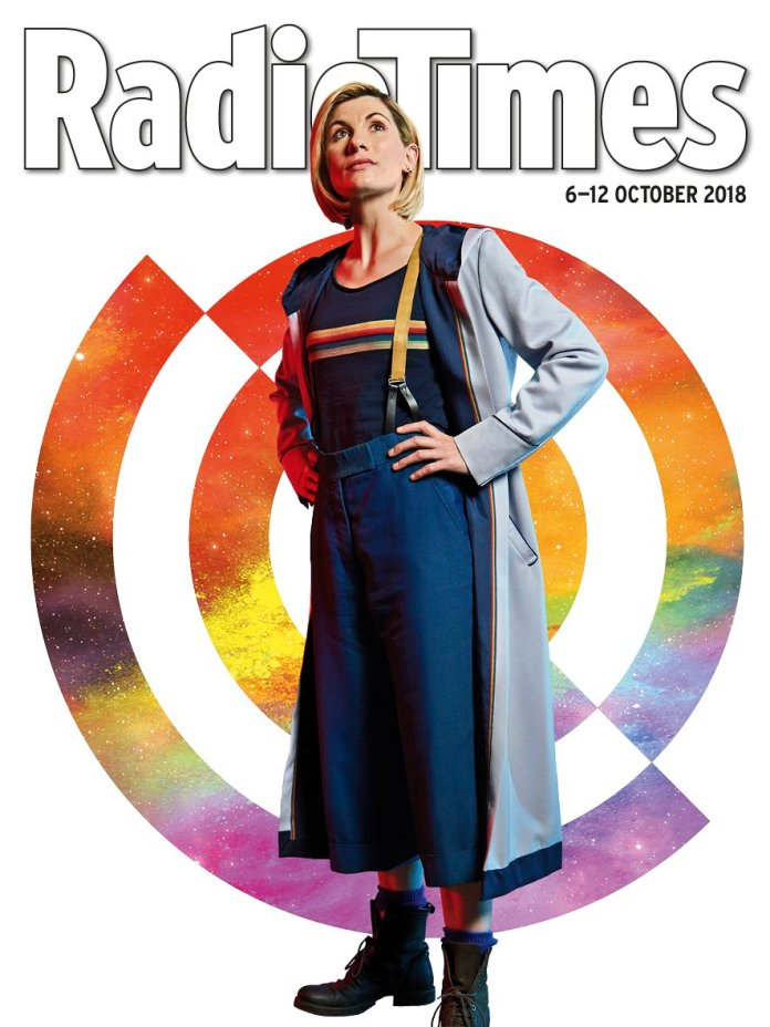 Radio Times Cover - 6th October 2018