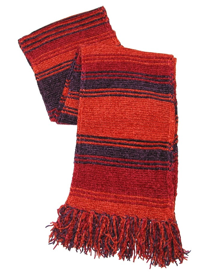 Doctor Who Fourth Doctor (Tom Baker) Scarf - Season 18 195cm - (c) Lovarzi