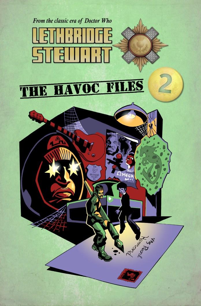 Lethbridge-Stewart - The HAVOC Files 2 - (c) Candy Jar Books