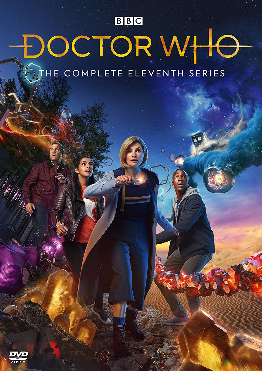 REVIEW: Doctor Who: The Complete Eleventh Series - Available