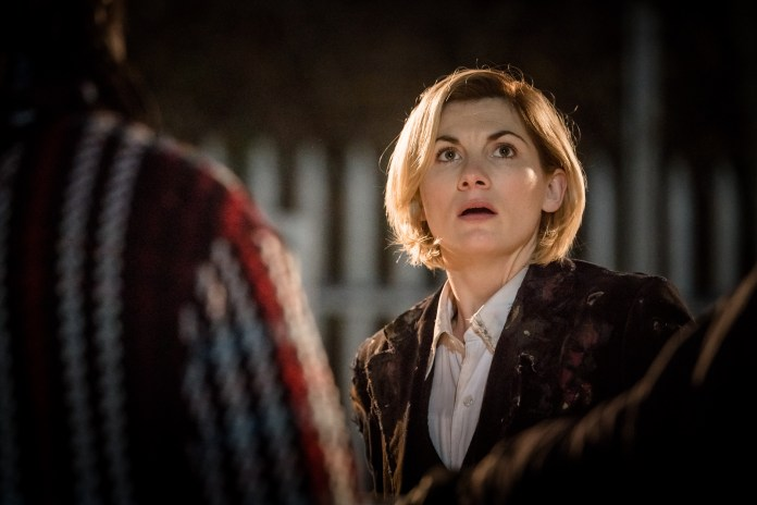 Doctor Who Series 11 - Series 11 - Episode 1- Picture Shows: - (C) BBC / BBC Studios - Photographer: Ben Blackall