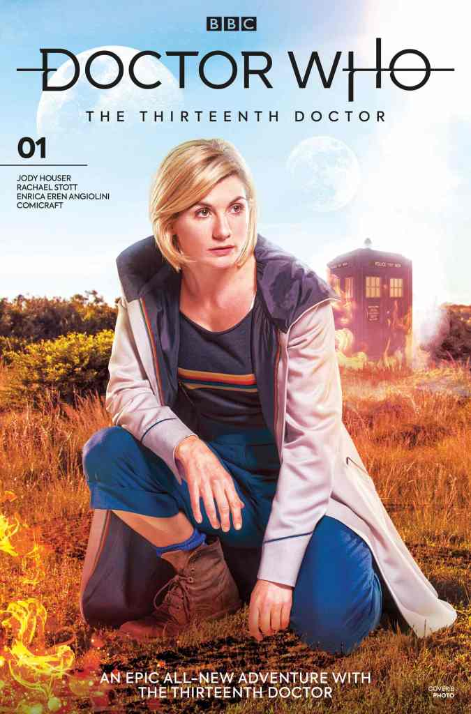 Doctor Who: Thirteenth Doctor #1 - Photo Variant
