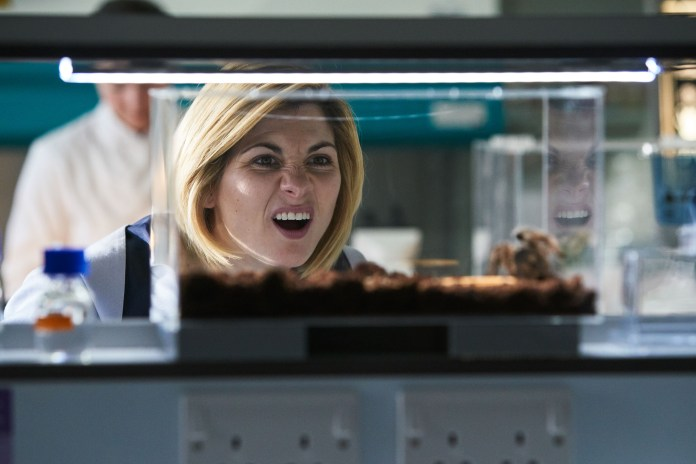 Doctor Who - Series 11- Ep 4- Arachnids in the UK - The Doctor (JODIE WHITTAKER) - (c) BBC Studios