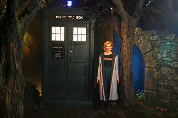 Doctor Who at Madame Tussauds Blackpool - Picture: Jason Lock