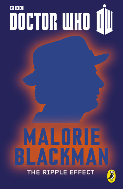 Ripple Effect by Malorie Blackman. eBook edition cover. (c) BBC Books