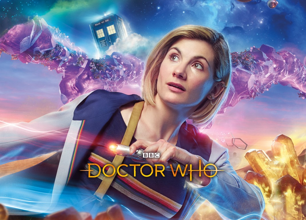 Programme Name: Doctor Who Series 11 - TX: n/a - Episode: n/a (No. 1) - Picture Shows: The Doctor (JODIE WHITTAKER) - (C) BBC Studios / BBC - Photographer: Henrik Knudsen