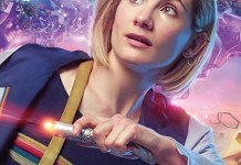 The Doctor (JODIE WHITTAKER) - (C) BBC Studios / BBC - Photographer: Henrik Knudsen