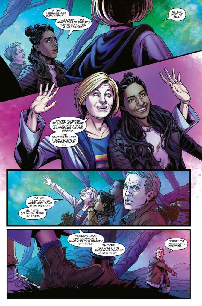 Thirteenth Doctor Issue 1 Preview 2