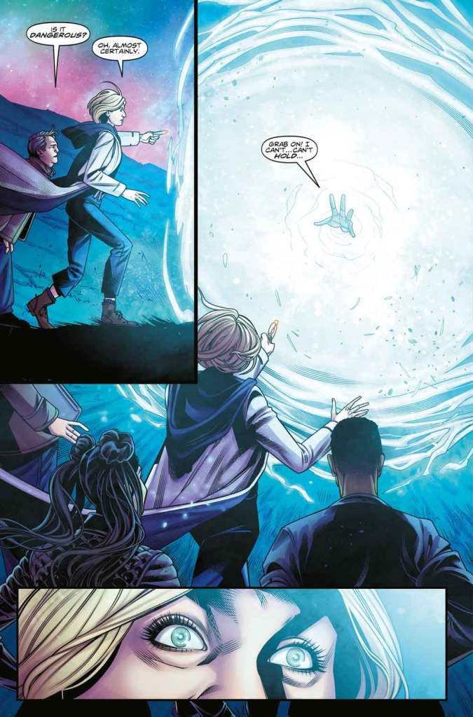 Thirteenth Doctor Issue 1 Preview 4