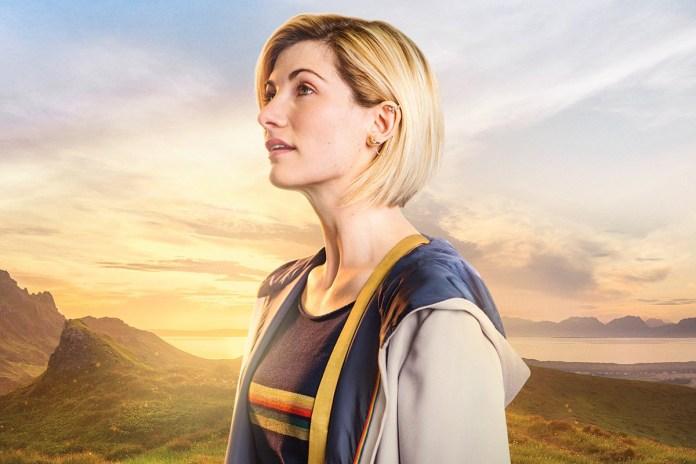 The Doctor (JODIE WHITTAKER) - (C) BBC - Photographer: Steve Schofield
