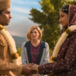 Doctor Who - Series 11 - Episode 6 - Demons of the Punjab - Prem (SHANE ZAZA), Umbreen (AMITA SUMAN), The Doctor (JODIE WHITTAKER) - Screenshot