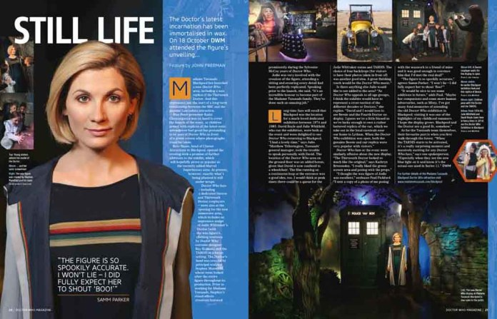 Doctor Who Magazine 532
