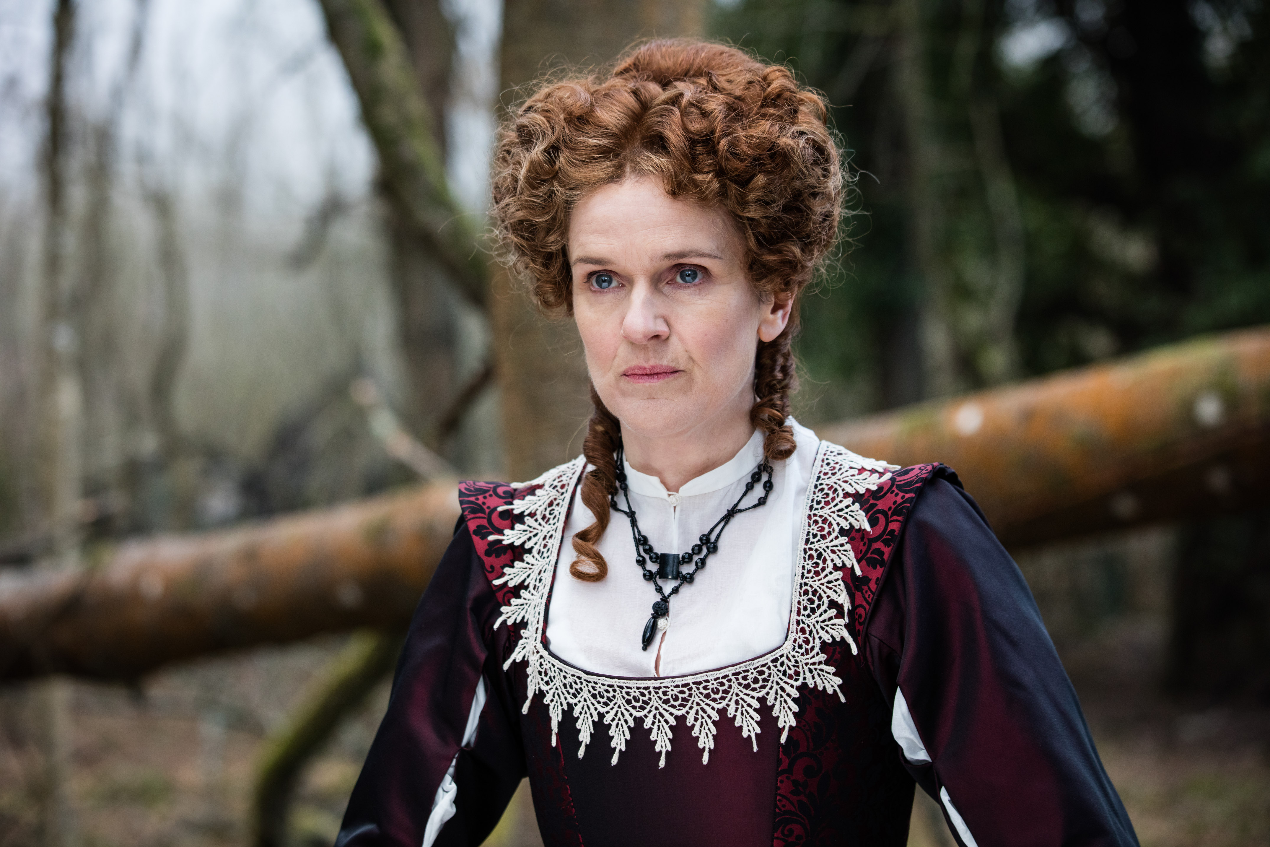 Doctor Who Series 11 - Episode 8 - The Witchfioders - Becka (SIOBHAN FINNERAN)