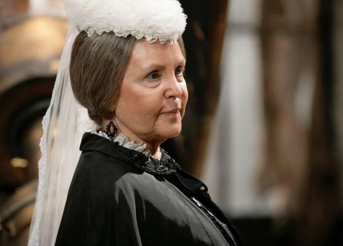 Queen Victoria (Pauline Collins) (c) BBC Studios