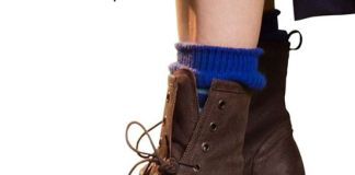 The Thirteenth Doctor's socks are now available from Abbyshot (c) Abbyshot