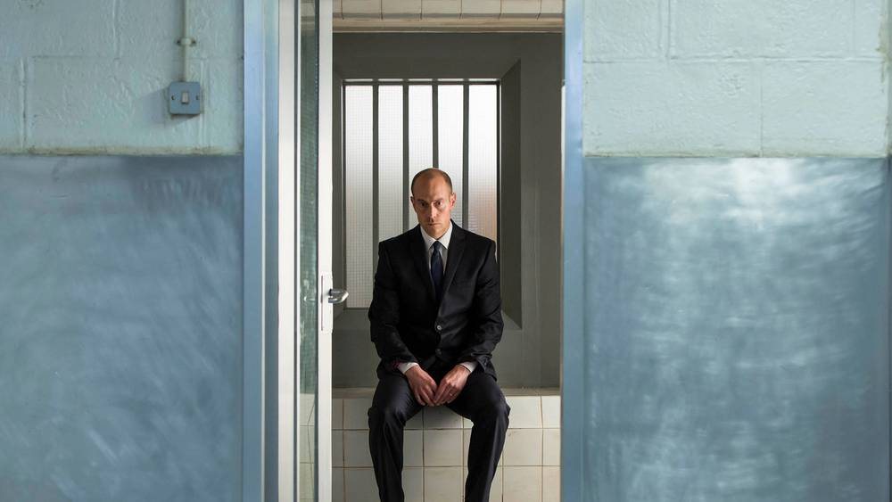 Broadchurch - MATTHEW GRAVELLE as Joe Miller - (c) Kudos