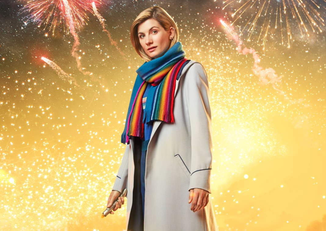 Doctor Who - Resolution - The Doctor (JODIE WHITTAKER) - (C) BBC/ BBC Studios - Photographer: Henrik Knudson