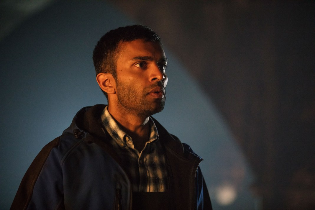 Doctor Who - Resolution - Mitch (NIKESH PATEL) - (C) BBC / BBC Studios - Photographer: Sophie Mutevelian
