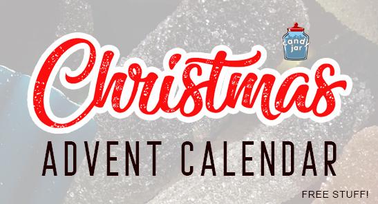 Candy Jar Advent Calendar