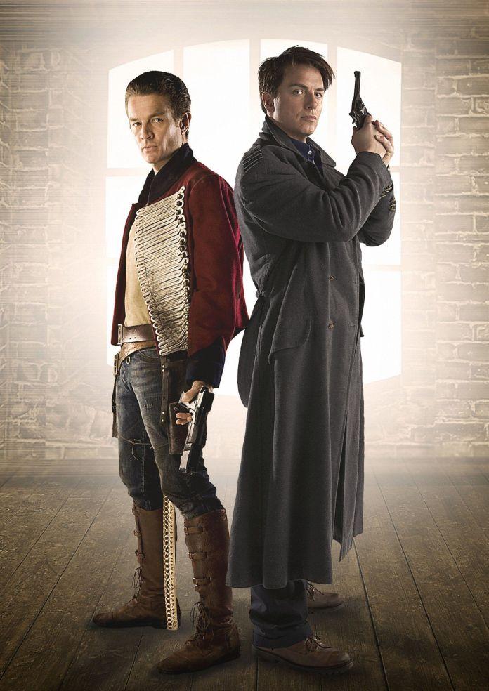 Captain John and Captain Jack - Big Finish