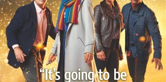 The Polybag cover for DWM #533 (c) Panini