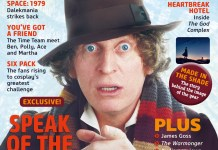 Doctor Who Magazine Issue 534