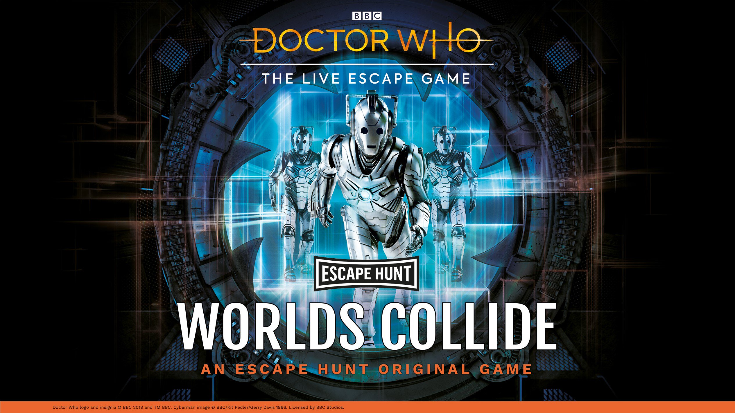 First Play Doctor Who Escape Hunt Worlds Collide